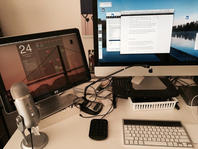 Second monitor
