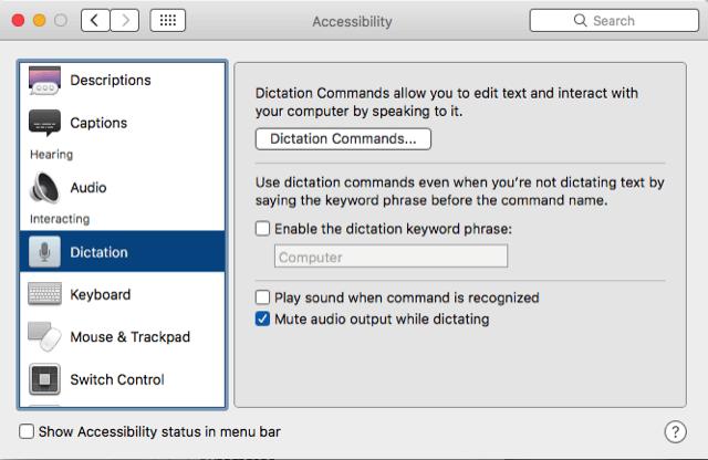 Siri custom commands