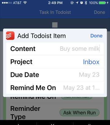 How I Hack and Automate the Task Manager, Todoist | Mac