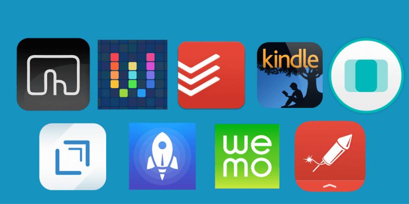 iOS automation productivity apps