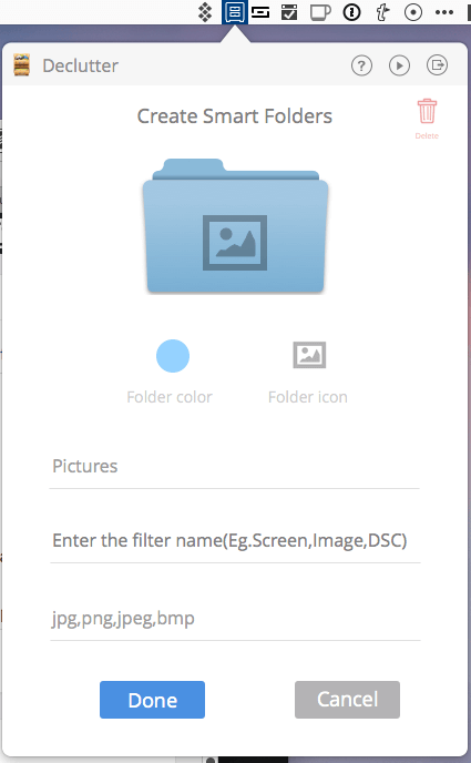 Automatically Manage Your Desktop and Files With Declutter – Mac